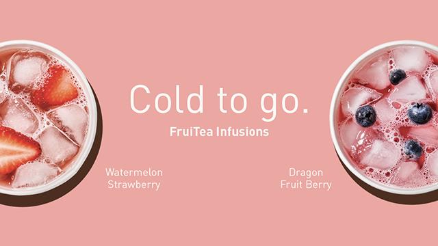 Fruitea infusions